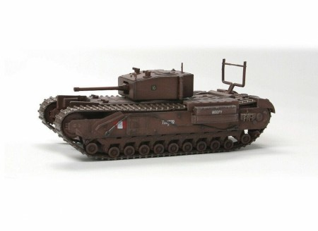 Dragon 1/72 Churchill Mk.III Dieppe 1942