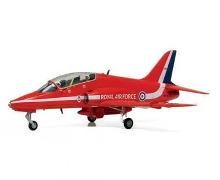 Airfix Gavesett 1/48 RAF Red Arrows Hawk 50 Display Seasons