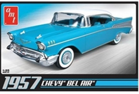 AMT 1/25 Chevy Bel Air 1957