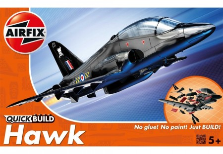 Airfix QUICK BUILD Hawk J6003