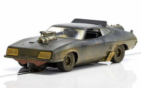 Scalextric bil 1:32 Ford XB Falcon Matte Black