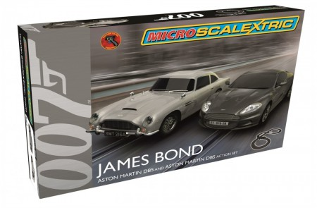 Scalextric bilbane 1:64 James Bond Spectre G1122