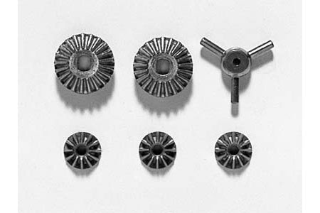 51008 Tamiya TT-01,TGS Bevel Gear Set