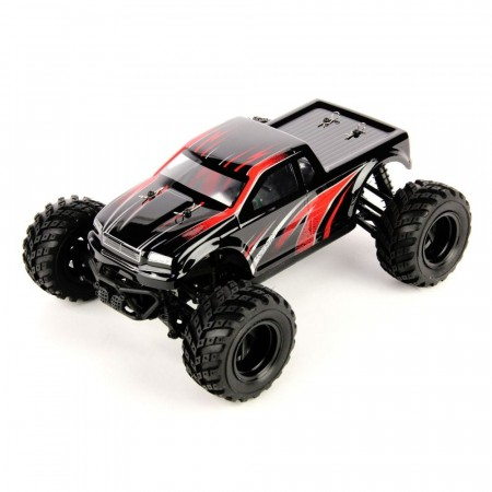 HBX 1/18 4WD Blaster Monster Truck Red 2.4Ghz RTR