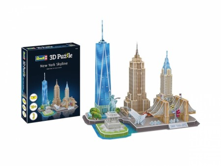 Revell 3D Puzzle New York Skyline