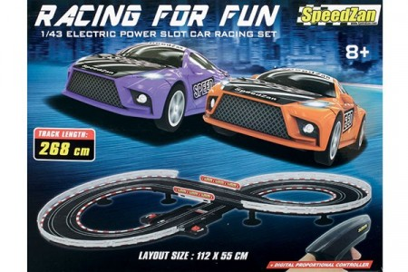 SpeedZan Bilbane 1:43 Racing For Fun