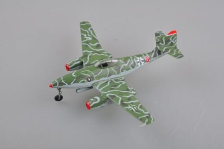 Easy Model 1/72 Me 262A-2a, B3+BH of 1./KG(J)54