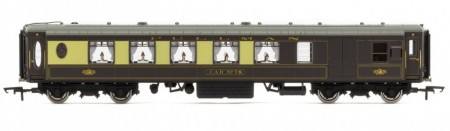 Hornby K-Type Pullman 2nd Class Brake Coach No. 78 m/Lys R4693