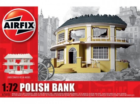Airfix byggesett 1/72 Polish Bank A75015
