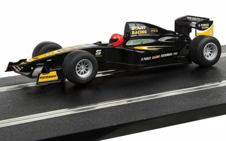 Scalextric 1/32 Start F1 Racing Car G Force Racing