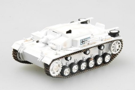 Easy Model 1/72 Stug III Ausf. E Russian Winter 1941/1942