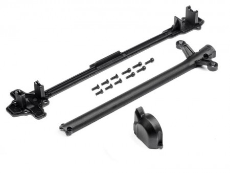 113704 HPI Center Drive Shaft Cover Set