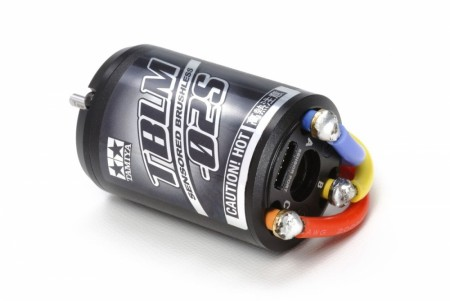 Tamiya Brushless Motor 2 Sensored (TBLM-02S) 10.5T