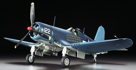 Tamiya 1/32 Vought F4U-1A Corsair 60325