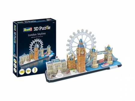 Revell 3D Puzzle London Skyline