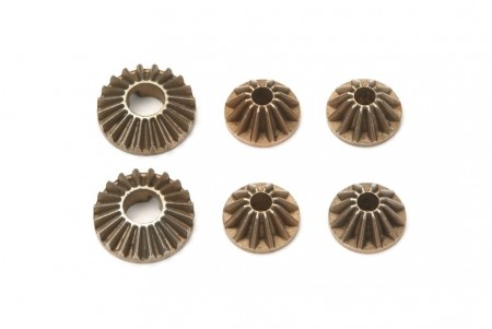 54428 Tamiya M-07, TA-06 Steel Gears for TA06 Gear Differential Unit