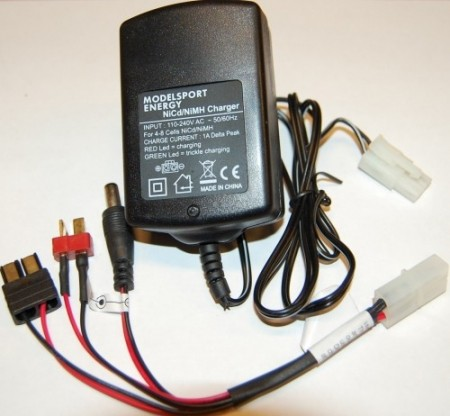 Modelsport Energy Lader Ni-Mh/NiCd 1A