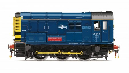 Hornby British Rail 0-6-0 Laira Diesel Depot Class 08 DCC Ready