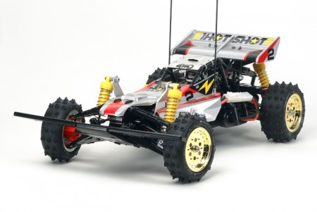 Tamiya RC byggesett 1/10 Super Hotshot (2012)