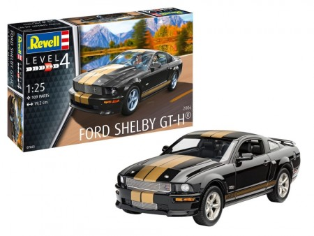 Revell 1/25 Ford Shelby GT-H 2006