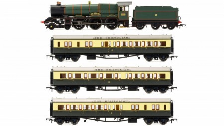 Hornby Togsett The Bristolian Train Pack - Limited Edition DCC Ready