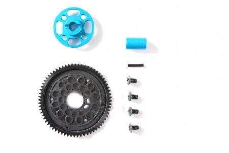 54500 Tamiya TT-02 High Speed Gear Set (68T)