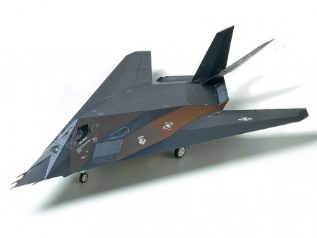 Tamiya 1/48 Lockheed F-117A Night Hawk