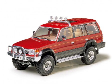 Tamiya 1/24 Mitsubishi Montero with Sport Options