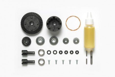 54875 Tamiya TT-02 Oil Gear Differential Unit