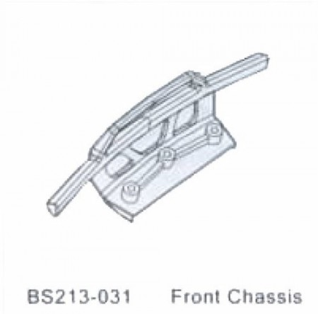 213-031 BSD FRONT CHASSIS