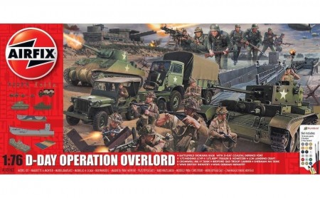 Airfix 1/76 D-Day Operation Overlord