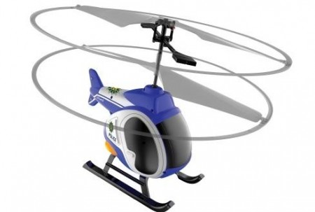 My First RC Helikopter