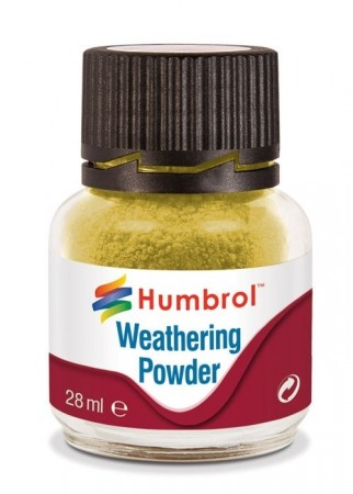 Humbrol Weathering Powder - Sand 28ml