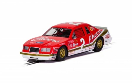 Scalextric 1/32 Ford Thunderbird Red and White