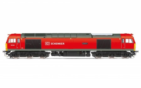 Hornby DB Schenker, Class 60, Co-Co, 60044 ´Dowlow´ - Era 10 - DCC Fitted with TTS Sound