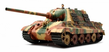 Tamiya 1/35 German Heavy Tank Destroyer Jagdtiger Early Production