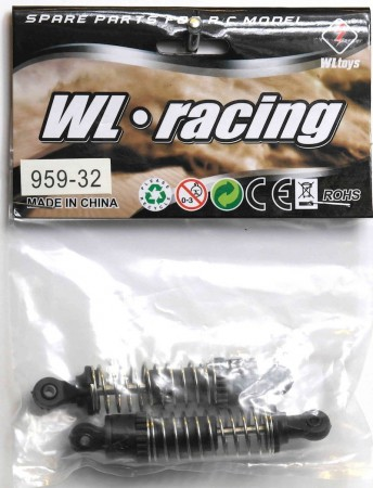 959-32 WLtoys Rear Shocks