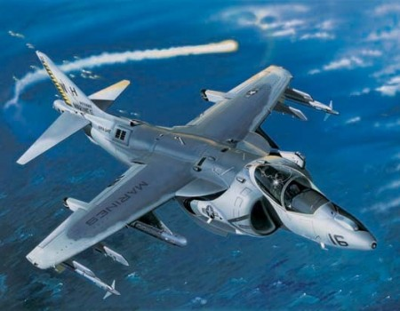 Trumpeter 1/32 AV-8B Night Attack Harrier II