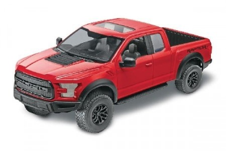 Revell Snap Ford F-150 Raptor 2017