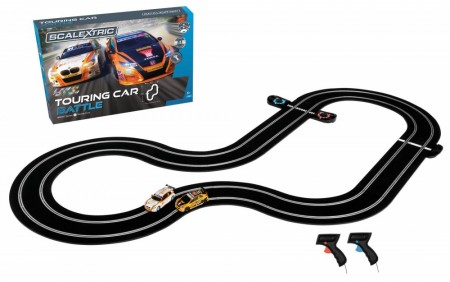 Scalextric Bilbane 1:32 British Touring Car Battle Sett