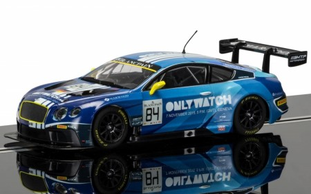 Scalextric 1/32 Bentley Continental GT3, Team HTP Blue
