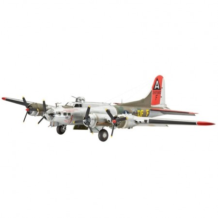 Revell 1/72 B-17G Flying Fortress