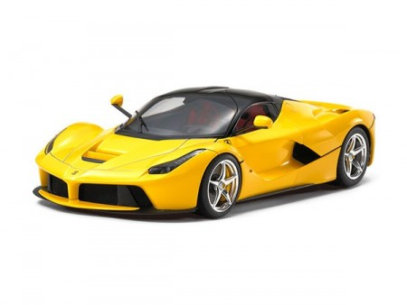 Tamiya 1/24 LaFerrari Yellow Version