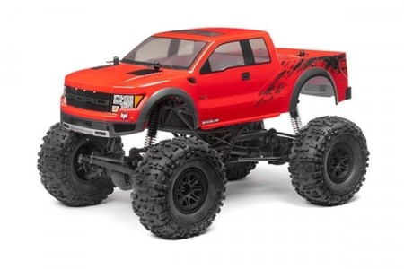 HPI 1/10 Crawler King Ford F150 SVT Raptor 2.4Ghz RTR