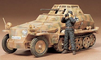 Tamiya 1/35 German Sd.kfz.250/9