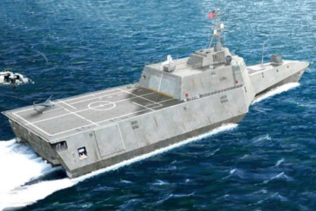 Trumpeter 1/350 USS Independence LCS-2