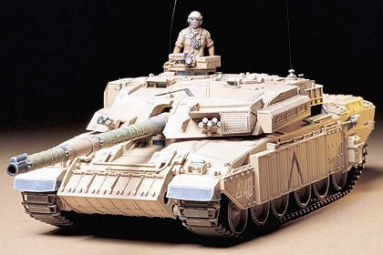 Tamiya 1/35 British Main Battle Tank Challenger 1(Mk.3)