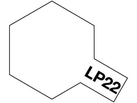 Tamiya LP-22 Flat Base 10ml