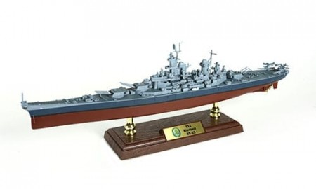 FOV 1/700 USS Battleship Missouri BB-63