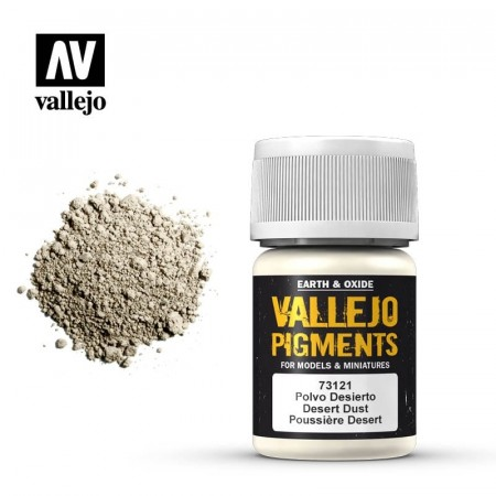 Vallejo Pigments Desert Dust 35ml